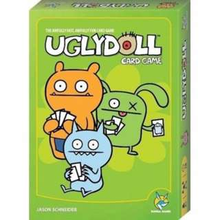Ugly Doll Card Game (Brand New)