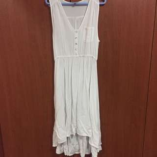 Cotton On White Casual Dress