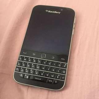📞 Blackberry Classic