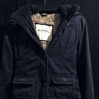 Abercrombie Fall Jacket