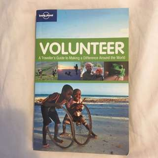 Lonely Planet Volunteer Guide