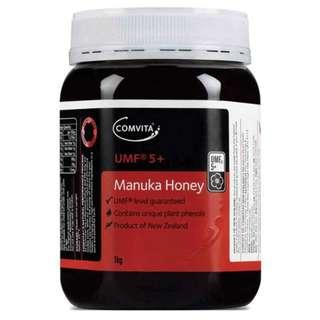 BN Comvita Manuka Honey UMF 5+ 1 kg