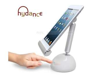 Hydance Deluxe Tablet Stand with LED Light