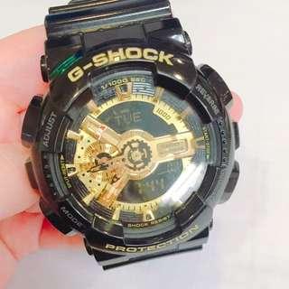 G-shock黑金手錶#我有手錶要賣