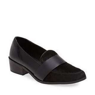 Nordstrom Loafers In Black