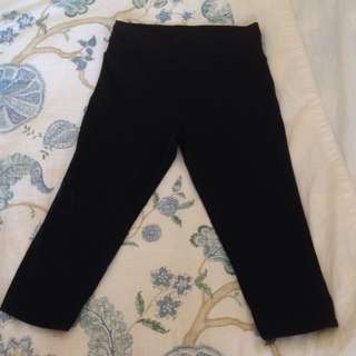 Brand New Womens 3/4 Tights