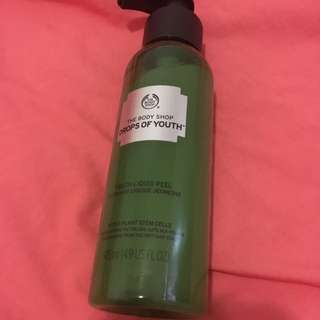 The Body Shop Drops Of Youth Liquid Peel Exfoiliant
