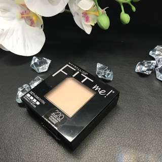 Maybelline Fit Me Powder 220 Natural Beige