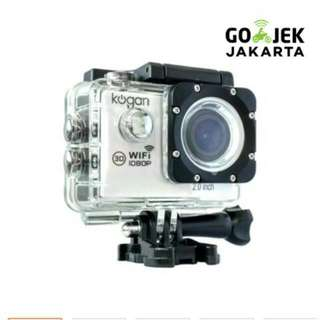 Kogan Action Camera  1080p - 12MP NV - WIFI - Harga Nego