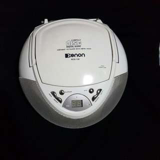 Xenon Portable CD Player (RCD-130)