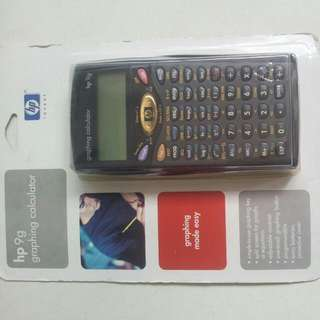 HP 9g Graphing Calculator