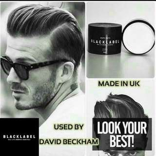 Black Label Grooming Wax (Shape Paste Or Craft Clay)