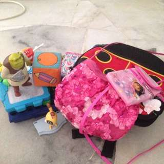 FREE - (Charity Contributions) - Bundles Of Mix Items For Kids