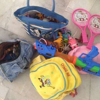 FREE - Charity Contributions - Mixed Toys For Children