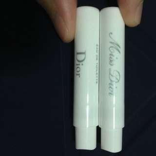 Sample Parfum Dior