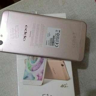 Oppo F1S Gold