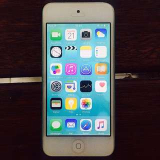 Ipod Touch 5 32Gb Blue