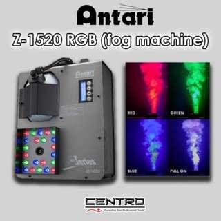Antari Smoke Machine - Z-1520 RGB *PM for price*