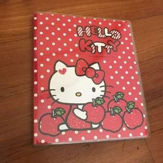 Hello Kitty Planner And Organiser