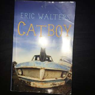 Cat boy by Eric Walters