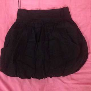 KORZ BLACK SKIRT