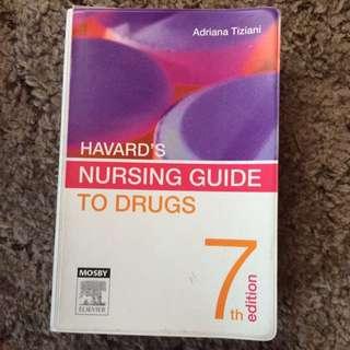 Havards Nursing Guide To Drugs