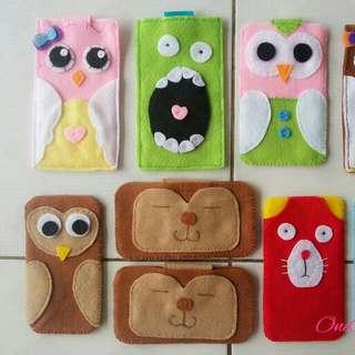 Sarung Handphone Handmade
