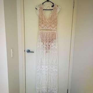G6 Range Maxi Dress