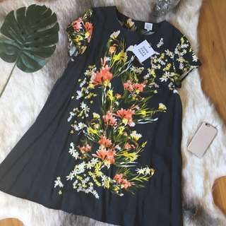 Somedays Lovin Floral Shift Dress