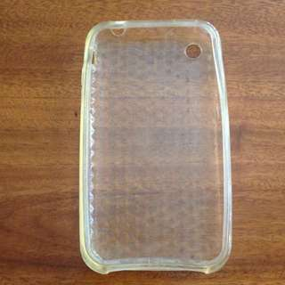 Iphone 3 Rubber Case