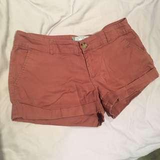 Brown/beige Shorts