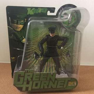 The Green Hornet: Kato (Jay Chou) Collector Figure