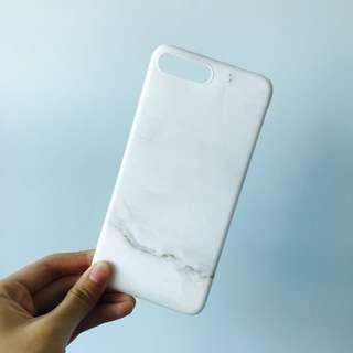 iPhone 7plus 雲石手機軟殼