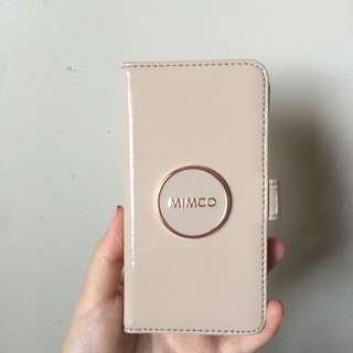 Mimco iPhone 6 Patent Nude Phone Case