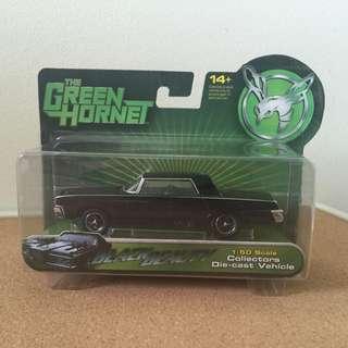The Green Hornet: Black Beauty