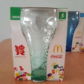 Mcdonald/Coca-Cola Glass