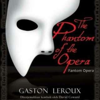 2ndhand Phantom Of Opera