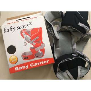 BABY SCOT PLatinum, Black