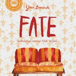 2ndhand Fate Novel