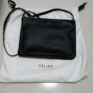 Celine Trio Black