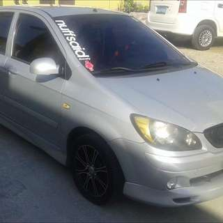 Hyundai Getz 2011 Rush!!