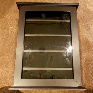 Mini closet / storage cupboard / shelves
