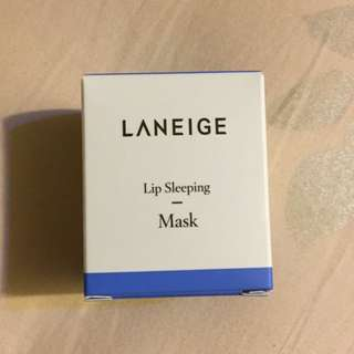 Laneige Lip Sleeping Mask 蘭芝唇膜