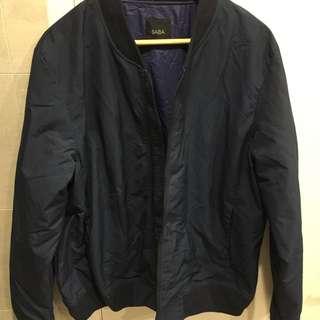 SABA Men's Bomber Jacket Size XL
