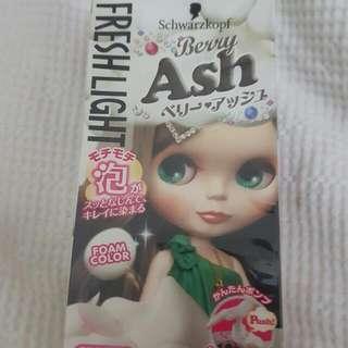 Berry Ash Hair Dye Japanese Brand