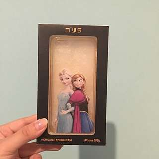 Frozen Custom Iphone 5/5S Case