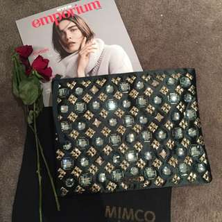 FREE ✈️ MIMCO Embellished Clutch