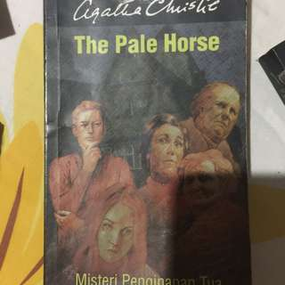 Agatha Christie Misteri Penginapan Tua The Pale Horse
