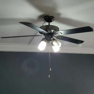 Garage Sale - Ceiling Fans In Good Working Conditions