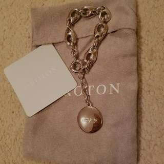 Silver Oroton Bracelet